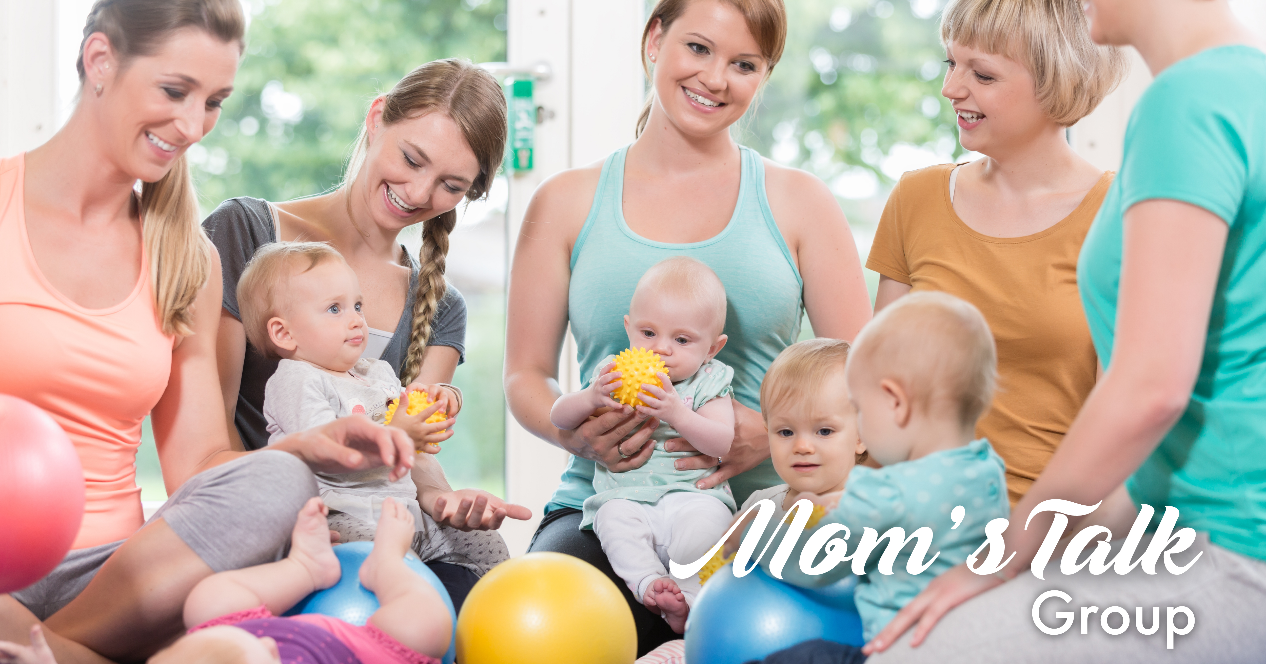 New Moms Support Group in Houston (Newborn to six months)