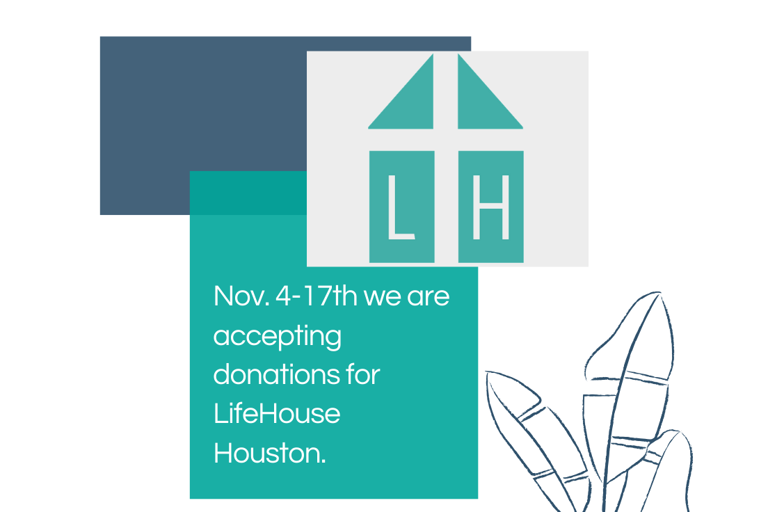 LifeHouse Donation Collection at the Motherhood Center